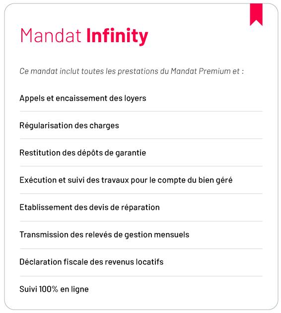 Mandat-Infinity